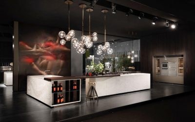 How to make a statement with accessory features in your kitchens